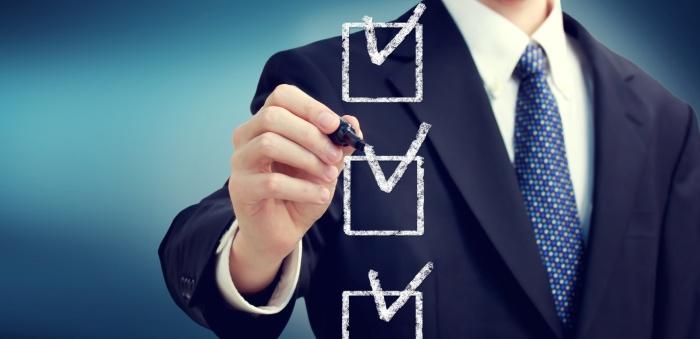 How to Create a Data Quality Checklist inScanWriter